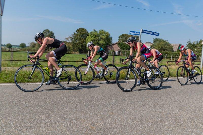 Hitzerennen in Goch - Saarländische Triathlon Union